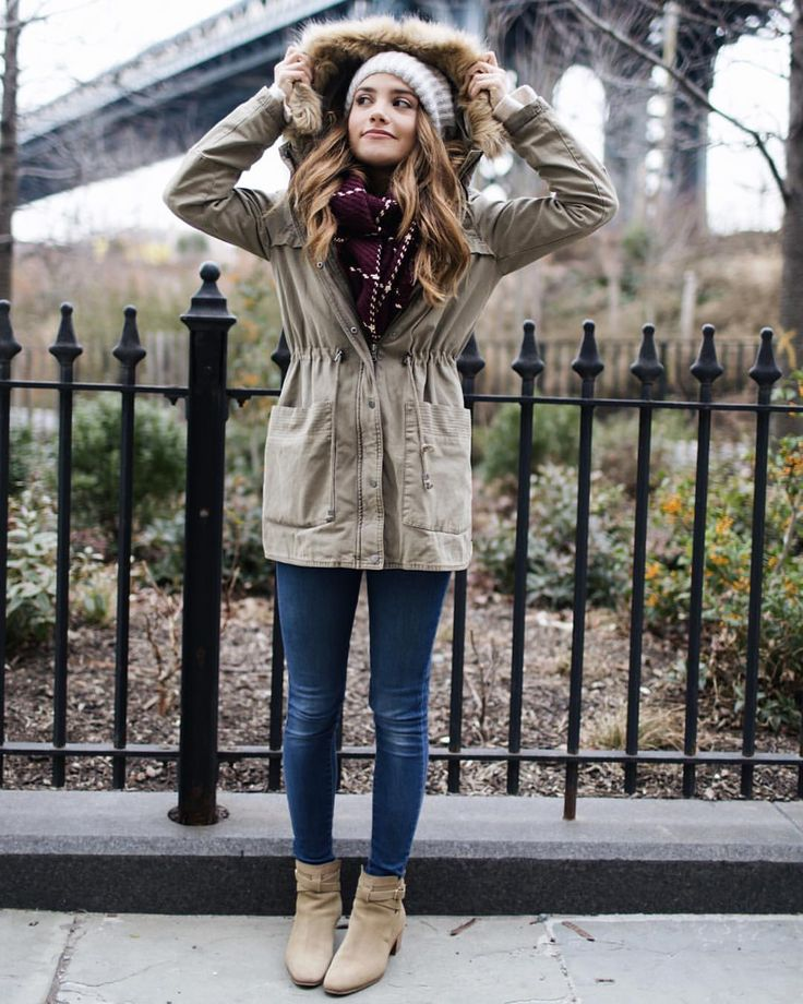 """Tess Christine on Instagram: """"Bundled up. It's cold and even started to snow here in NYC! SO be on the lookout for """"what I wear when it's freezing"""" video on my channel soon! In the meantime check out my Winter Lookbook on my channel to see some of my favorite outfits! // - @moderngypsymedia"""""""