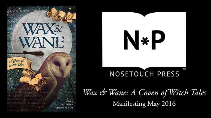 Support Nosetouch Press creating Books