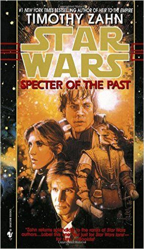 Reading: Specter of the Past: Star Wars (The Hand of Thrawn) #Book #StarWars