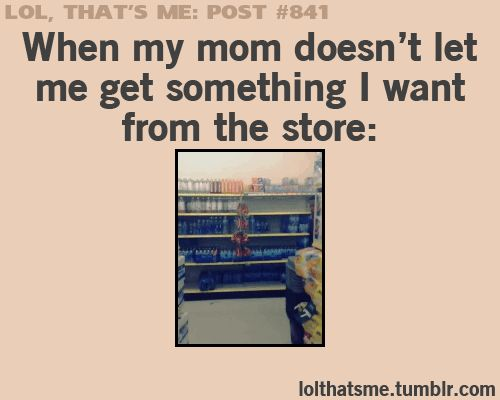 It's like come on mom... (Click on picture to see more)