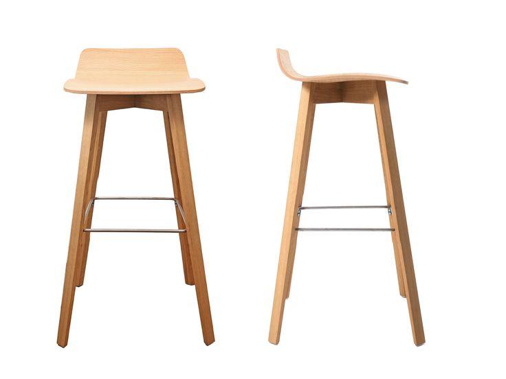 M s de 1000 ideas sobre taburete de madera en pinterest for Taburete bar madera