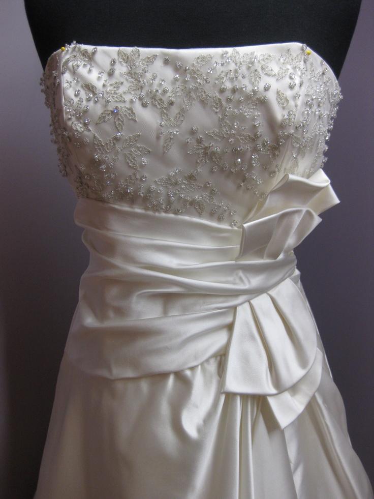 Jim Hjelm Bridal Gown Style 8752 ivory size 12, $1500Hjelm Bridal, Bridal Gowns Style, Style 8752, Bridal Gown Styles