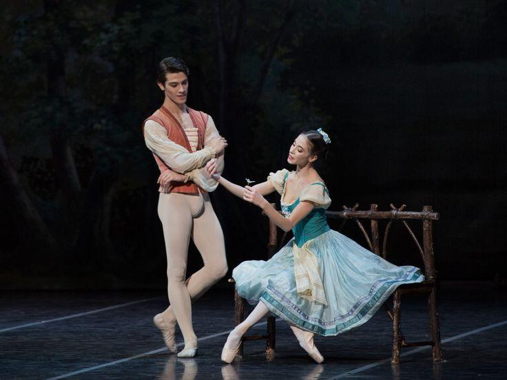 Introducing Rebecca Bianchi, Rome Opera Ballet's new Principal ballerina - Giselle With Rebecca Bianchi And Claudio Coviello   Photo By Yasuko Kageyama, Teatro Dell'opera Di Roma