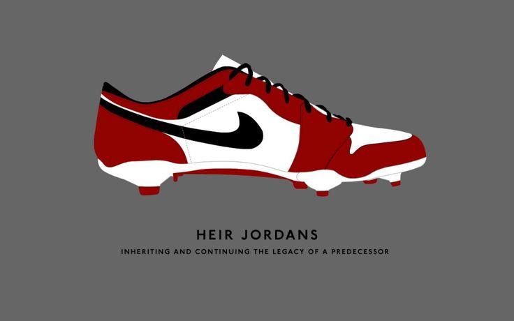 Heir Jordans 1