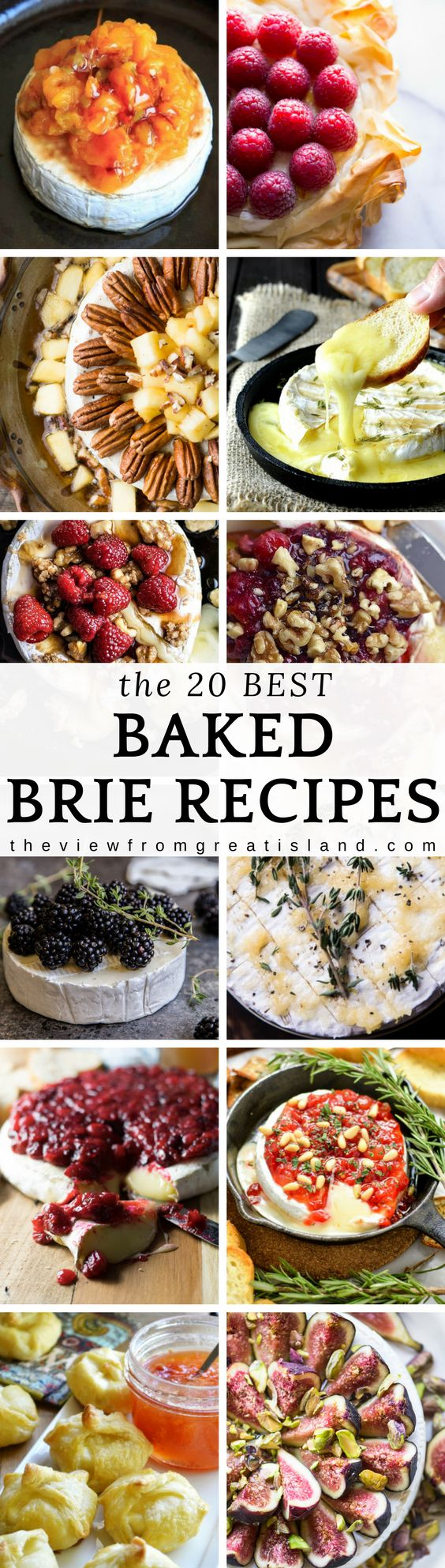 What to Make Now: Baked Brie ~ baked Brie is the easiest slam dunk appetizer ever invented.