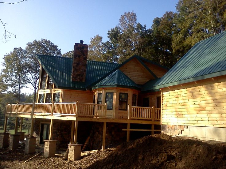 17 best images about log homes on pinterest beautiful for Prow homes