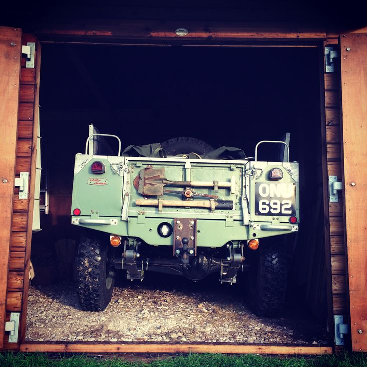 My Land Rover Series 1 80""