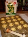 baked not fried! Mini Sopes