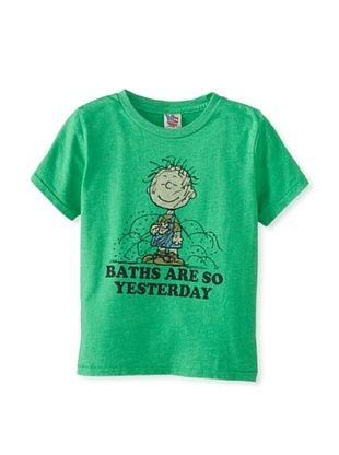 41% OFF Junk Food Kid's Baths Are So Yesterday Tee (App)