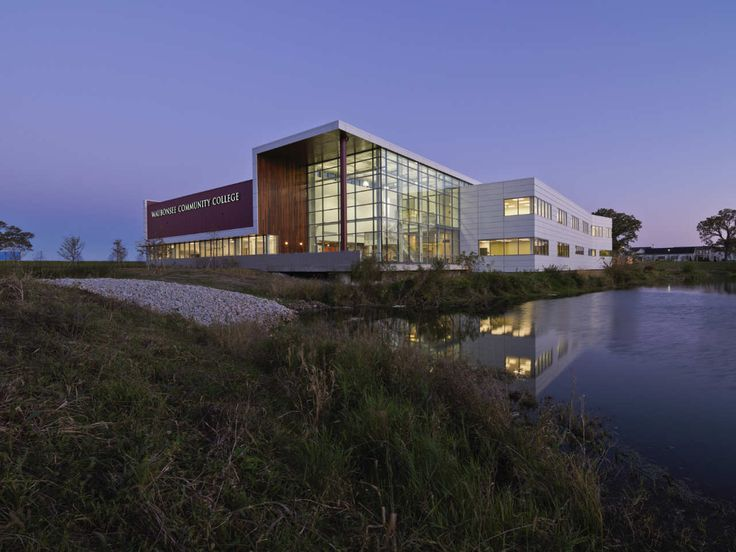 Gallery - Waubonsee Community College Plano Classroom Building / Holabird & Root - 4