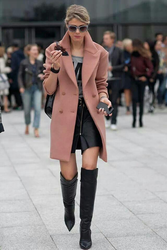 long Women's Winter Coats Jackets 2015 (3)