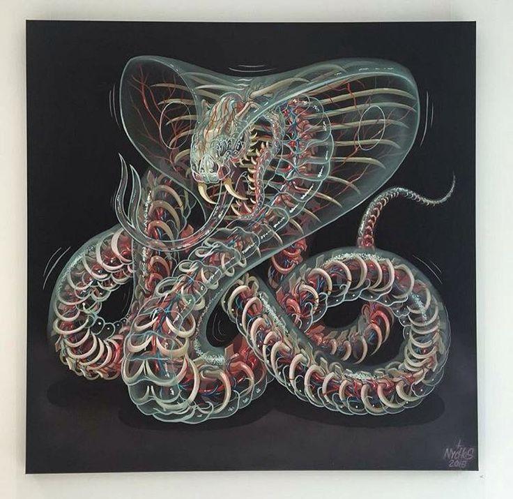 Best 25+ King cobra tattoo ideas on Pinterest | Cobra ...