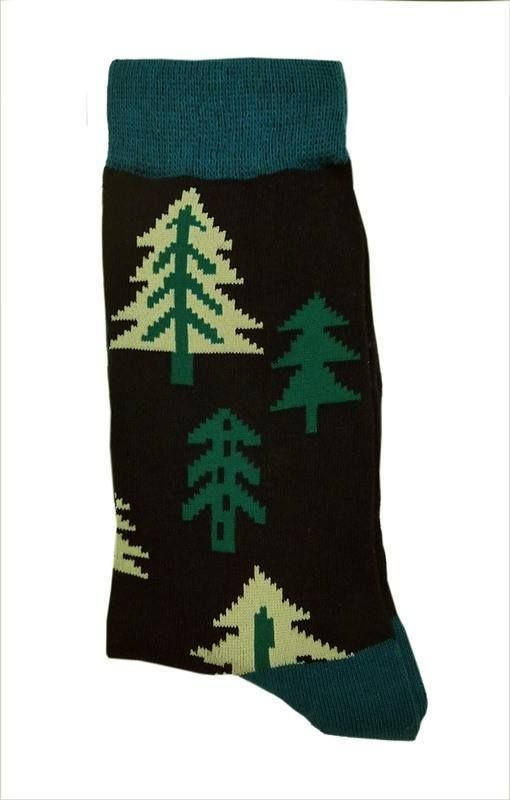 Calcetines de Abetos Hatley #hatley #calcetines #menswear #mensunderwear #ropainterior #modahombre #ropainteriormasculina