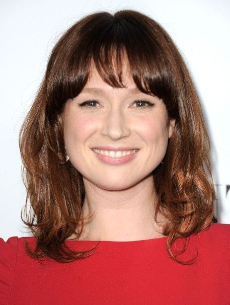 pictures of womens haircuts with bangs die besten 25 ellie kemper ideen auf 6144