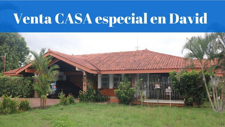 Se #vende #casa en esquina en Urbanización #San #Antonio. #David, #Chiriquí #Home #for #sale in one of the best high class neighborhood of David, Chiriqui. #Panama.