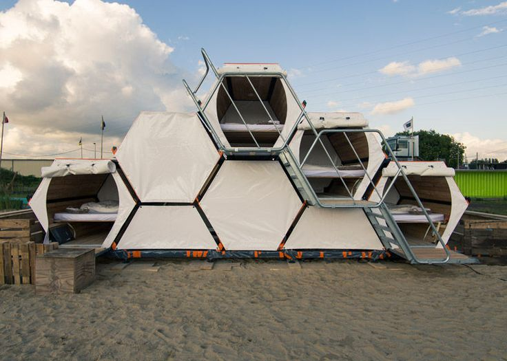 Estruturas Camping resistentes: yurt tenda
