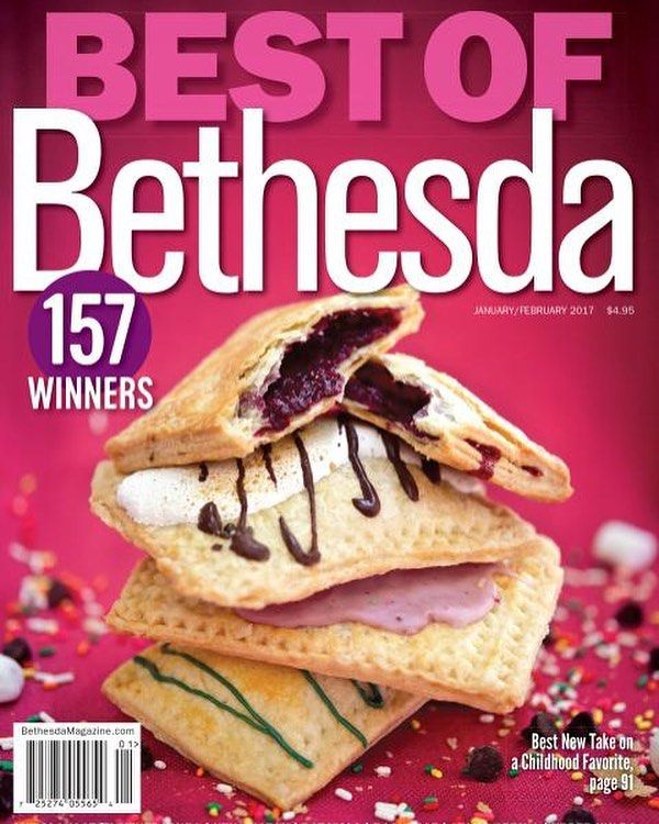 #tbt Remember when our pop-tarts were on the BEST OF Bethesda Magazine cover?? Please vote for Henrys Sweet Retreat at the link as the BEST OF BETHESDA in the following categories: - Summer Camp - New Store - Place for Kids Parties Thank you!!  #itsoktocrave