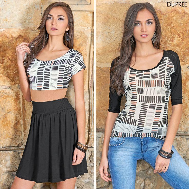 ¿Qué look prefieres para este miércoles? Un vestido o algo más casual..