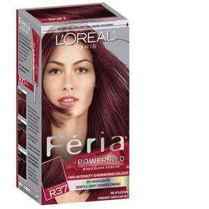 F 233 Ria 174 R37 Deep Burgundy Permanent Hair Colors I Like