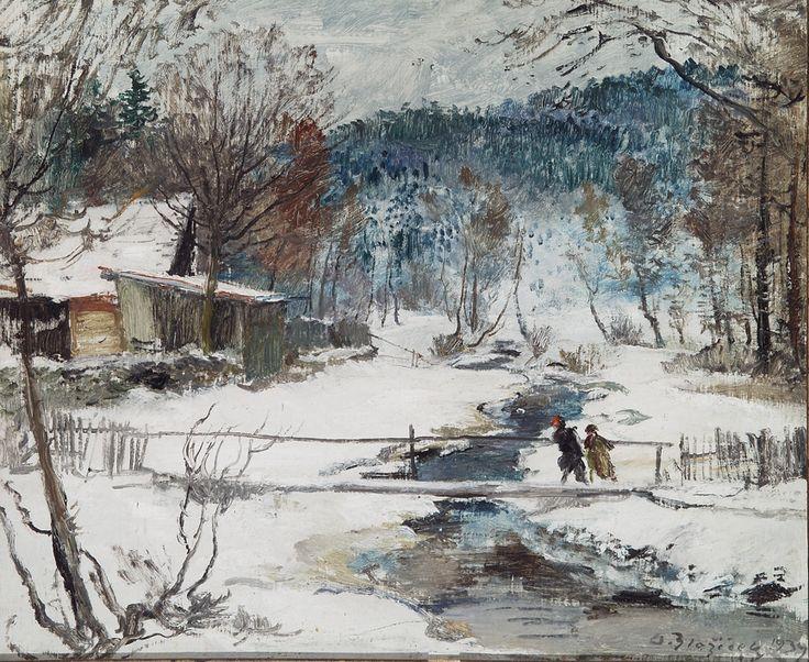 Oldrich Blazicek - Winter