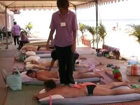 Тайский массаж - Thai massage