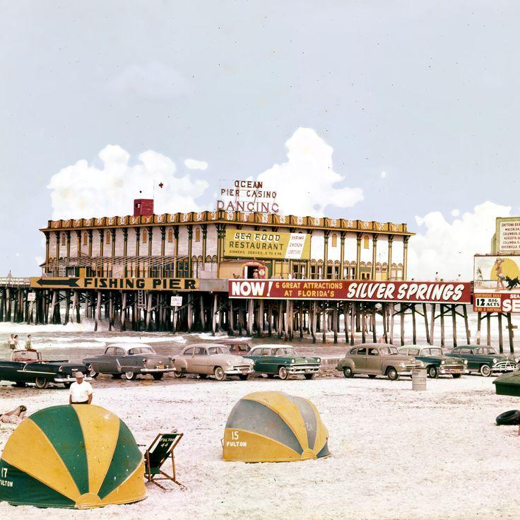 Daytona Beach Pier Restaurant The Best Beaches In World