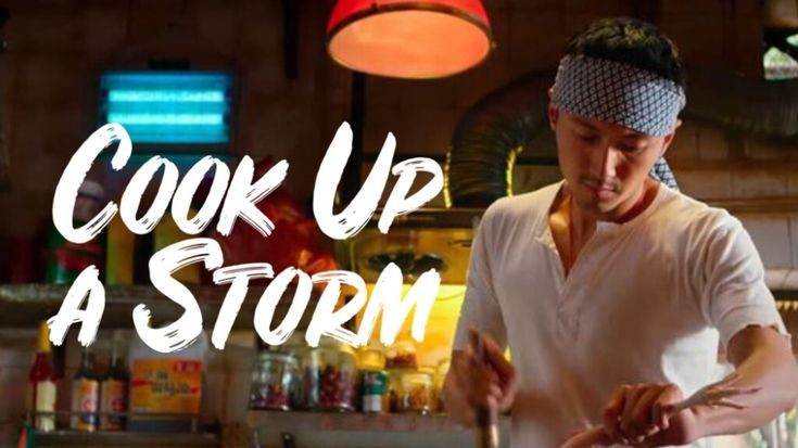 Yes Cook Up A Storm Is On Netflix And You Can Watch It From Anywhere In The World Here Is How To Watch This Movie On Yo In 2021 Netflix Cook