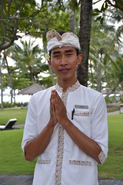 Welcome to beautiful Bali.