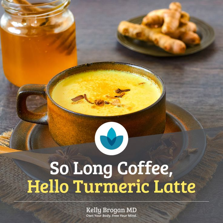 It's quick and easy to make, save for an upfront 10 minute prep of turmeric paste. Combine 1 cup of water with 1/2 a cup of organic turmeric in a saucepan and heat on low for about 7 minutes, adding more water (up to 1 additional cup) if it becomes too dry.