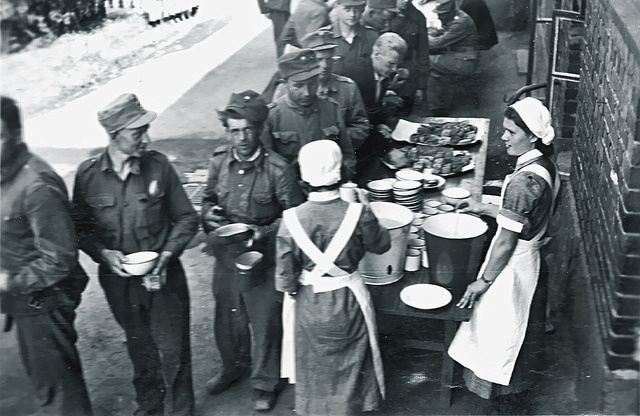 Lotta Svärd was a Finnish women's voluntary military organisation which performed auxiliary defence work between 1921 and 1944.