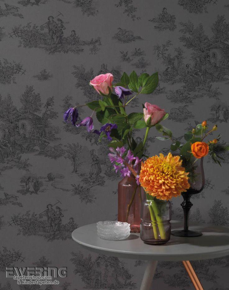 37 best Petite Fleur - Tapeten im Landhaus Chic von Rasch Textil