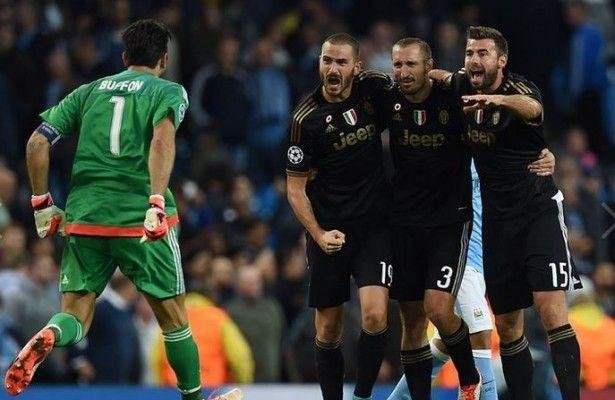 Juventus remonta ante el Manchester City y se lleva la victoria del Etihad - La Juventus, actual subcampeona de Europa, derrotó a Manchester City por 2-1, en la jornada 1 del Grupo D de la Liga de Campeones, en un encuentro en...
