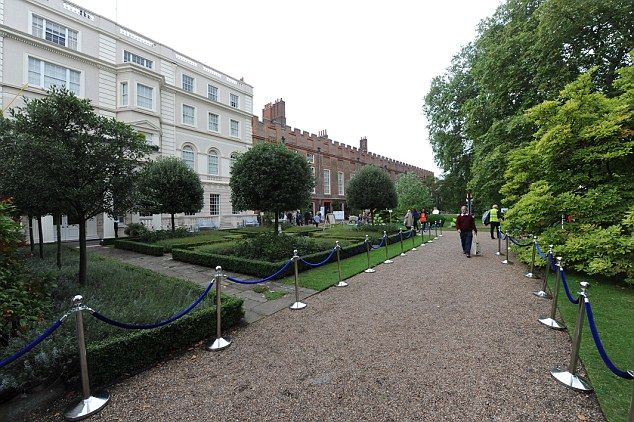 It has become increasingly clear that, once he becomes heir apparent, Prince William is unlikely to take up his fathers residence of Clarence House (pictured)