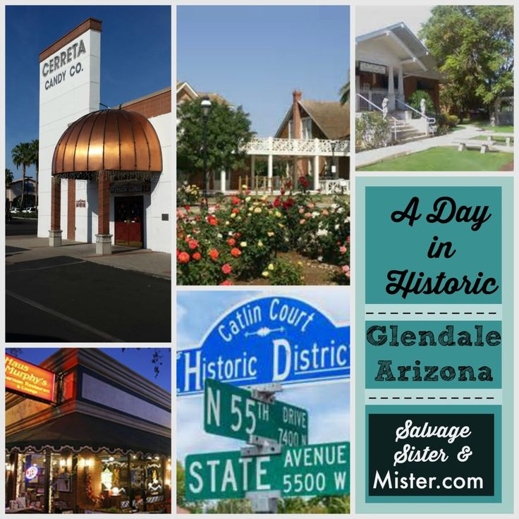A day in historic Glendale Arizona, www.salvagesisterandmister.com