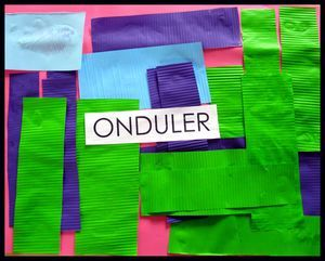 Onduler coller                                                                                                                                                                                 Plus