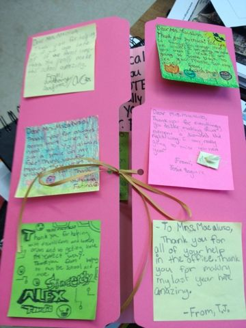 The Reading Buddies: Administrative Professional's Day