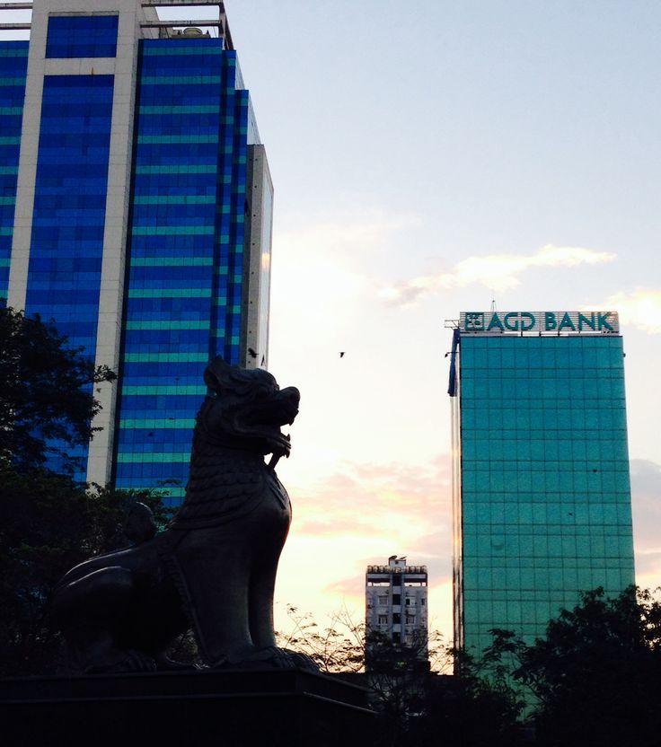 Days 45-46: Yangon, Burma.