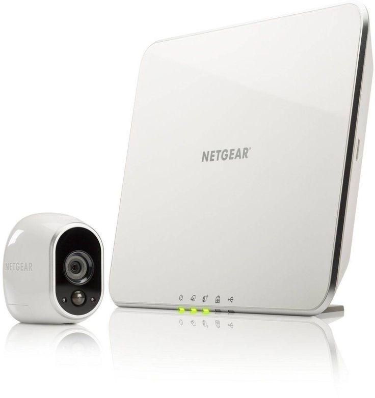 Test: Funk-Überwachungskamera für draußen – Testsieger Netgear Arlo