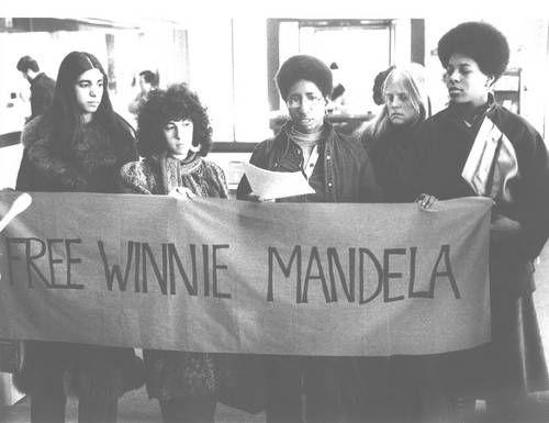 free winnie mandela