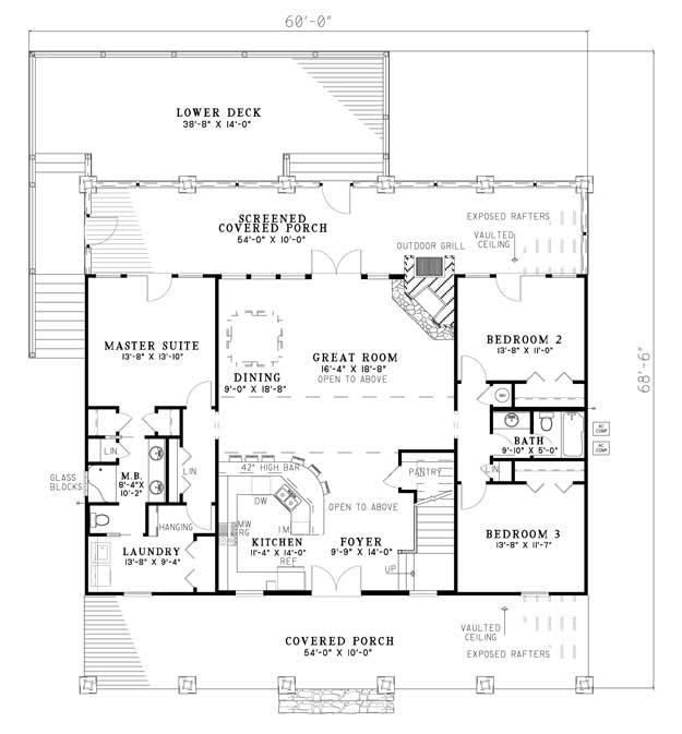 Rustic Country House Plans 179 best house plans images on pinterest | dream house plans