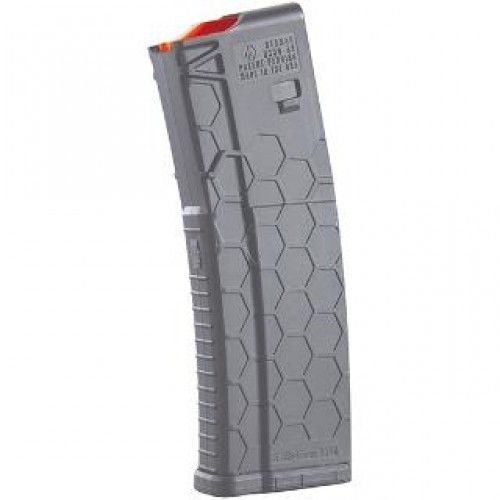 HEXMAG Series 2 Magazine 5.56 Gray 10rd, 30rd body