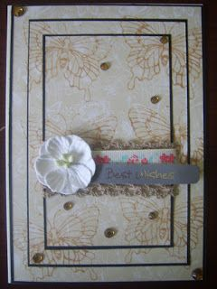 Triple stamping card. Birthday card.  http://paperart-and-other-stories.blogspot.com/2016/07/triple-stamping.html