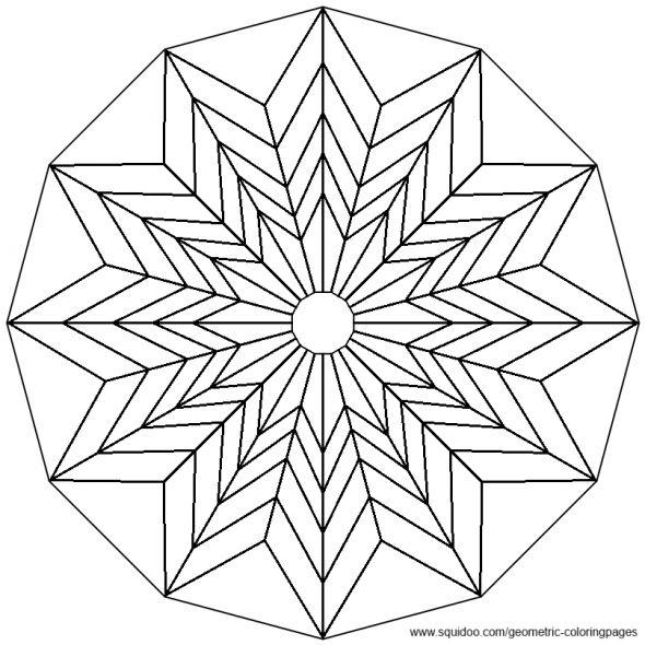 363 best Coloring pages, mandelas & zentangles images on Pinterest ...