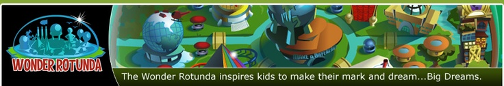 Wonder rotunda - an online interactive educational game tool for kids 6-10