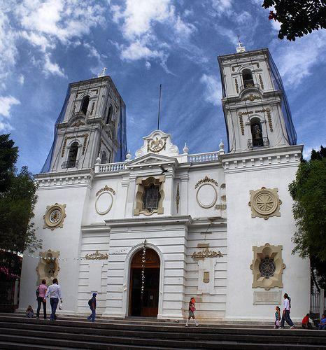 Catedral de Santa María de la Asunción en Chilpancingo, Guerrero  MEXICO  P...