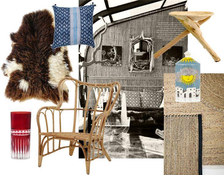 Ikea-nipprig-inspiration2 #ikea #gypset #gypsy #boho #chic #mariahornquist #inspiration