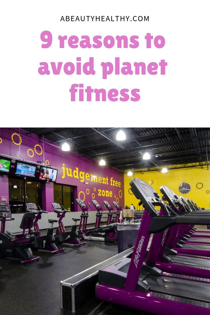 9 Reasons To Avoid Planet Fitness Planet Fitness Workout Planet Fitness Workout Plan Planet Fitness Gym