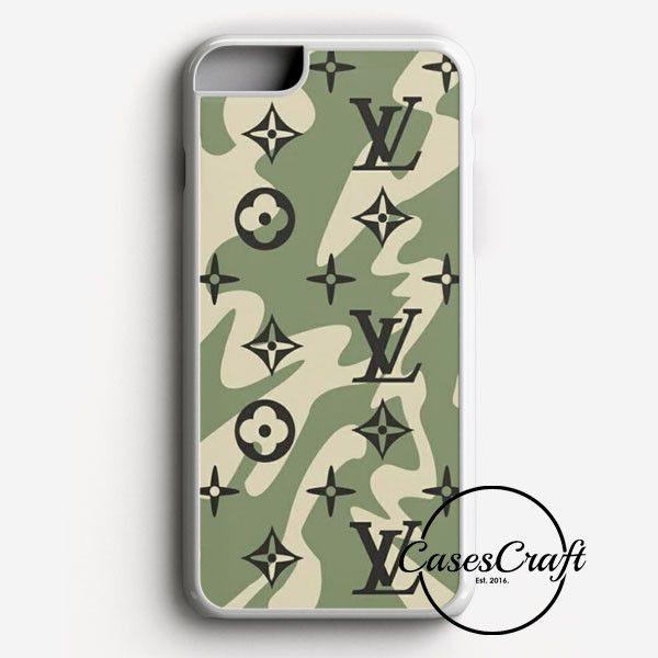 Louis Vuitton Camo Pattern iPhone 7 Case | casescraft
