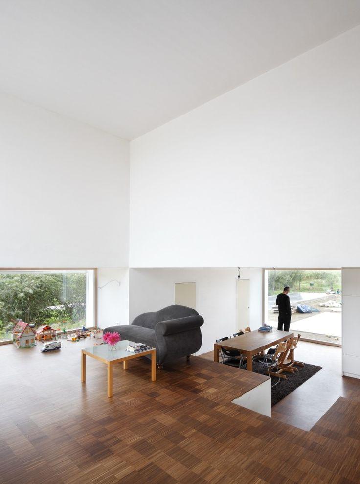 Zero Energy House Lokeren / BLAF Architecten