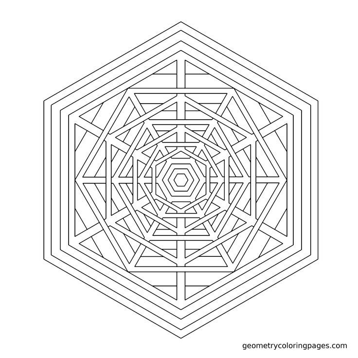 lattice from geometrycoloringpagescom mandala coloringcoloring bookscoloring pagessundiallatticessilhouettesgeometrydoodlesmotif - Book Coloring Pages